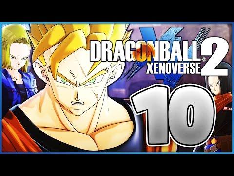 STIRBT FUTURE GOHAN WIEDER?! - #10 - Dragonball Xenoverse 2 - LETS PLAY