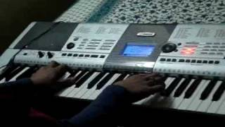 Download Hindi Video Songs - Pherari Mon on keyboard by Nishant.mp4