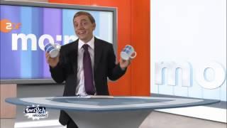 mo:ma – ZDF Morgenmagazin: Gotteselement