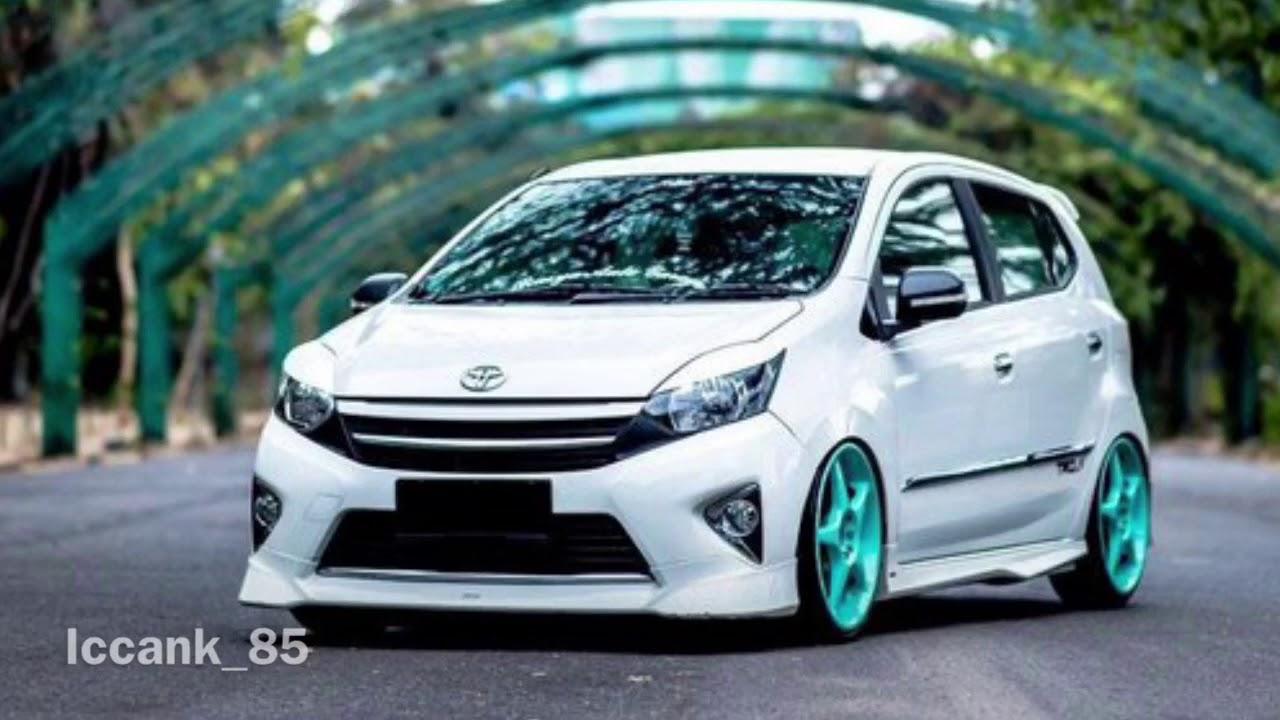 Kumpulan Modifikasi Toyota Agya 2017 Keren YouTube