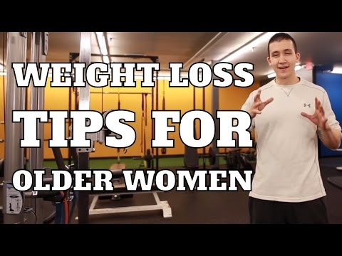 Weight Loss Tips for Older Women that Guarantee Success
