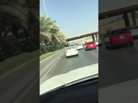 Accident man drink and driving in Muscat Must watch
