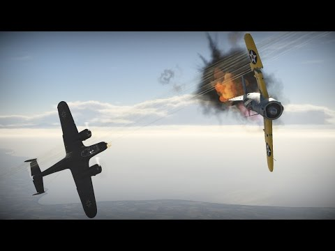 War Thunder: Do 17 Z-7 - The Flying Pencil