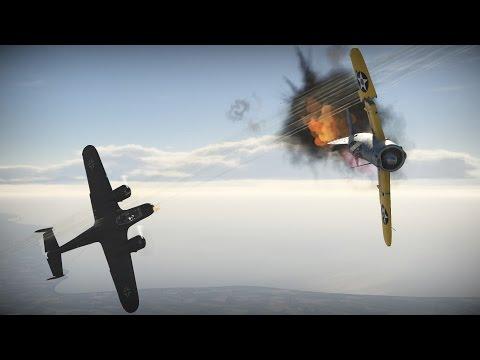 War Thunder: Do 17 Z-7 - The Flying Pencil
