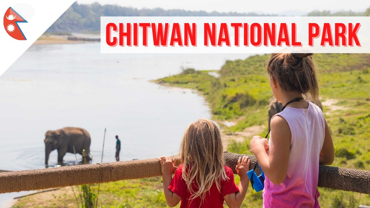 Moments in Nepal #15......Chitwan National Park
