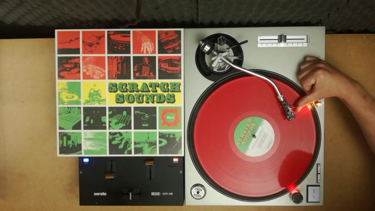 DJ Woody - Scratch Sounds No 2 (12