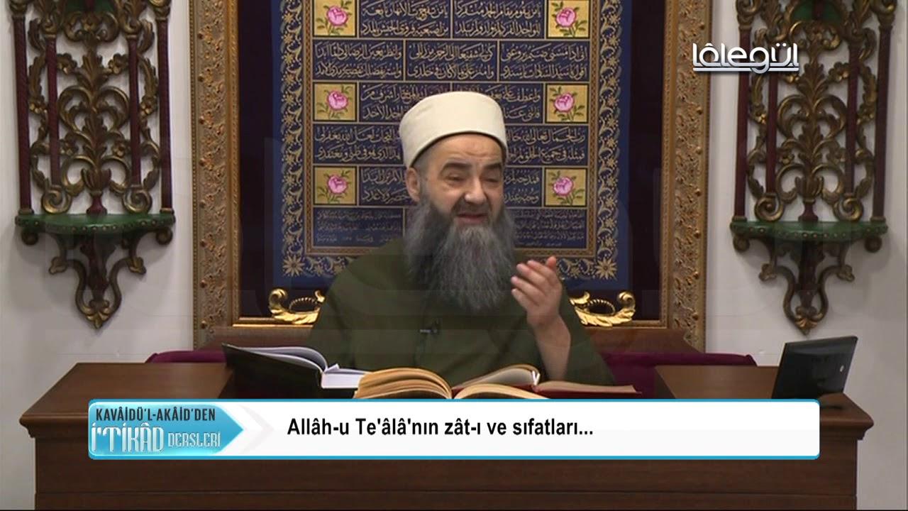 Kavâidül Akâid İtikâd Dersleri 14.Bölüm 14 Şubat 2019 - Cübbeli Ahmet Hocaefendi Lâlegül TV