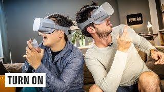 Warum Alex jetzt auf VR steht: Oculus Go im Hands-On