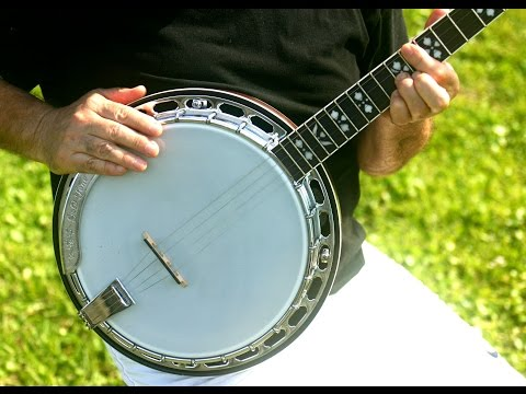 Hillbilly Mountain Banjo n Fiddle music .. BY MARK SALONA
