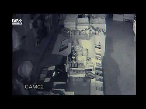 Einbrecher auf frischer Tat geschnappt