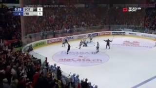 SC Bern-HC Fribourg-Gottéron Playoff Final 2013 6. Runde 5:1