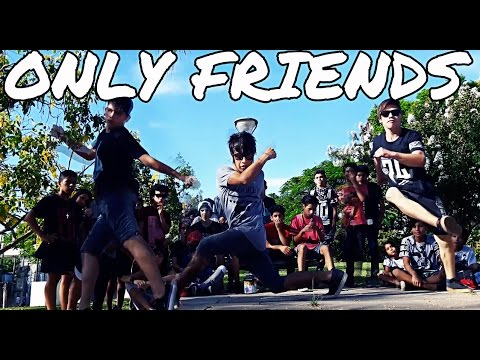 ONLY FRIENDS WELCOME 2017| Free Step Argentina (Goya)