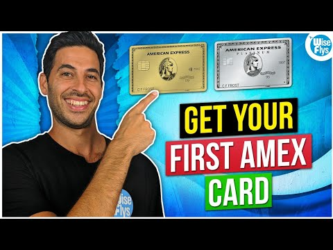 Download Amex Credit Cards: How To Get Approved For Your First Card