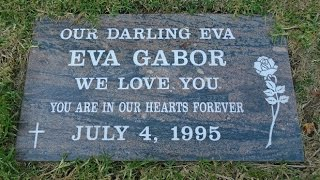 Every Famous Grave At Westwood Village Memorial Park