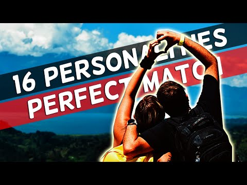 16 Personalities and their PERFECT MBTI MATCH | MBTI COMMUNITY