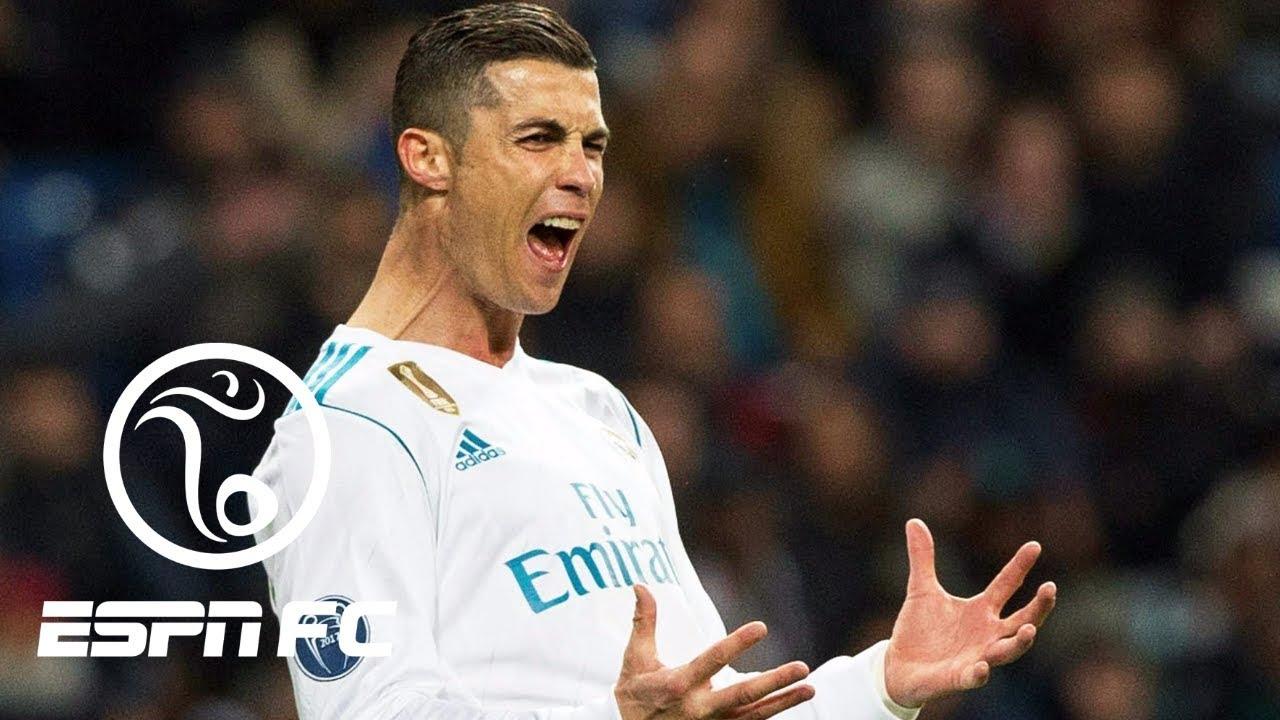 Cristiano Ronaldo wins 2017 Ballon d'Or and matches Lionel Messi for record 5 wins | ESPN FC