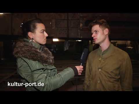 Christian Lillinger -  ELBJAZZ Festival KulturPort.De Lounge 2013