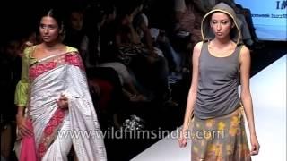 Lakme India Fashion Week ramp-walk