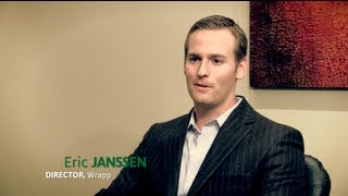 Thumbnail Ivey | 60 Second Entrepreneur: Eric Janssen -- Being Passionate