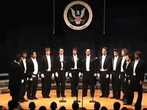 A Musical Evening with the Texas A&M University Singing Cadets and the Yale Whiffenpoofs