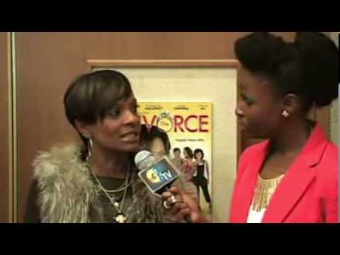 "OTRC with Gospel Rhythms.com ""The Divorce"" Vanessa Bell-Calloway"