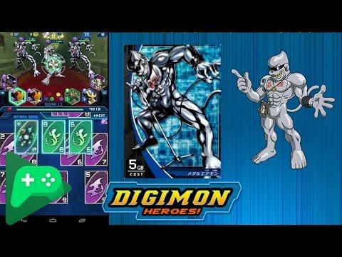 Digimon Heroes! - MetalEtemon Island (Bueno o Malo )