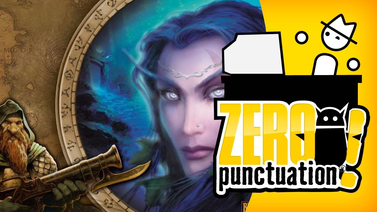 World of Warcraft: The Corrupted Blood Incident (Zero Punctuation) (Video Game Video Review)