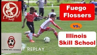Youth Soccer Game Highlights: Fuego Flossers vs. Illinois Skill Schools (2019)
