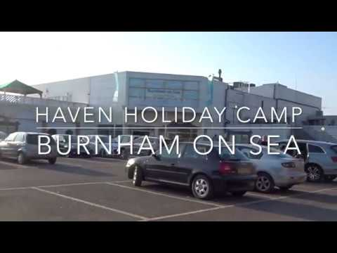 Haven Burnham-on-Sea Somerset Holiday!   VLOG