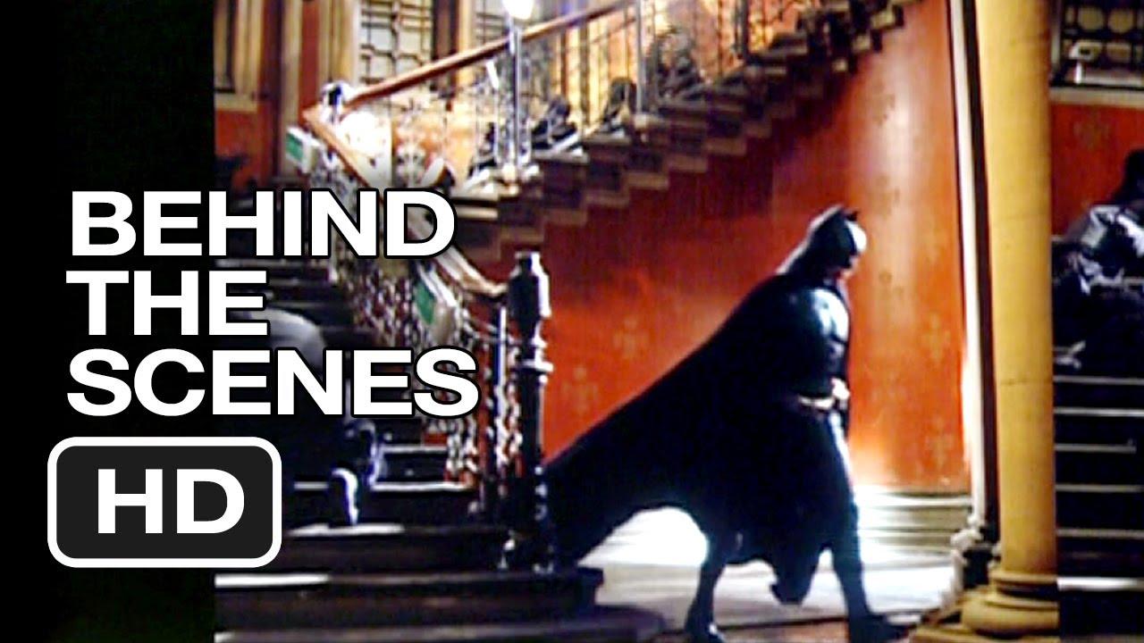5 VFX Breakdowns From Batman | Animation Mentor