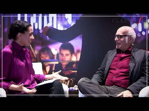Ludovico Einaudi speaks to Classic FM