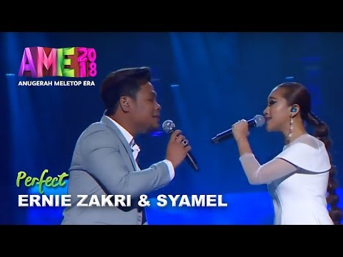 Free Download #ame2018 | Ernie Zakri & Syamel | Ed Sheeran Perfect | Anugerah Meletop Era 2018 Mp3 dan Mp4