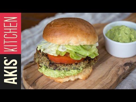 Veggie Burgers | Akis Kitchen