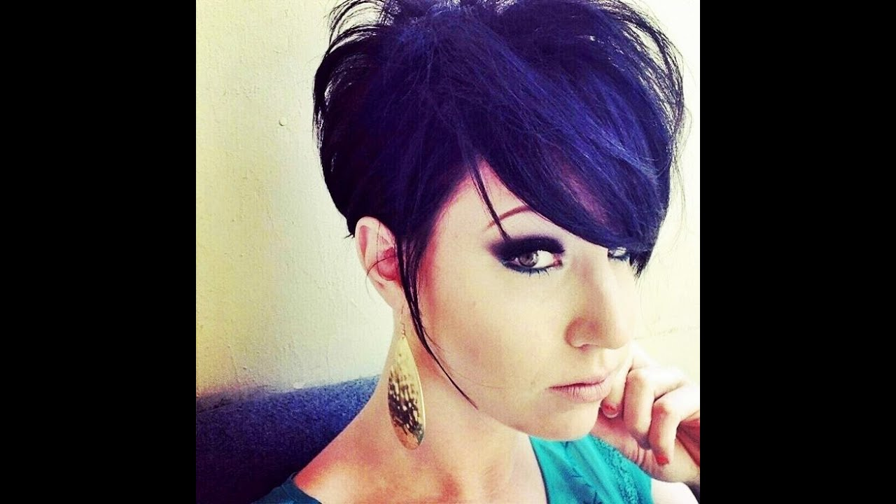 25 Pixie Haircuts For Short Hair Styles 2015 Youtube
