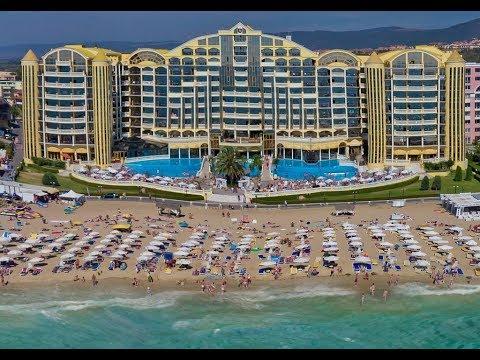 Обзор номера Victoria Palace Hotel 5* Болгария 2017