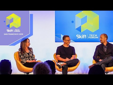 Travel Tech Entrepreneurs At Skift Tech Forum 2019