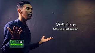 Thohan Nabil Adnan - Raffi Nuraga (VIdeo Lyrics)