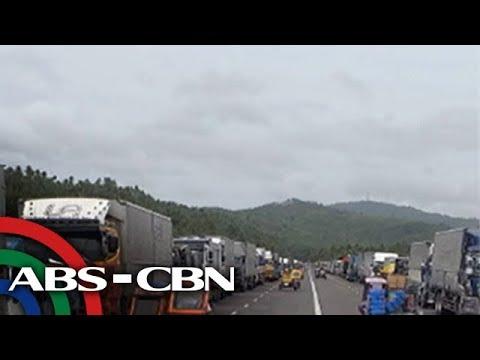 News Patrol: Dagsa na ang mga biyahero sa Matnog Port | December 22, 2018