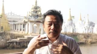 MC VIET THAO- CBL (467)- VIỆT THẢO in MYANMAR (Part 10)- DẤU TÂM PHẬT- JUNE 9, 2016.