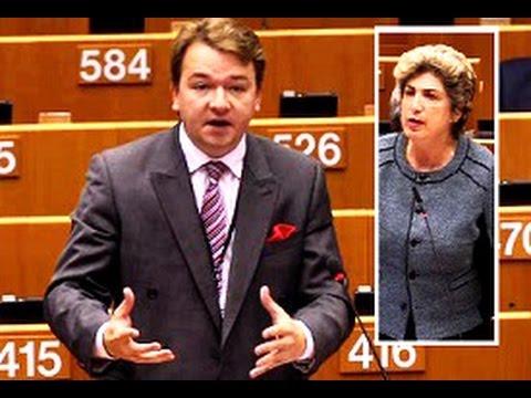 Full integration into the European superstate, or leave - UKIP MEP Tim Aker