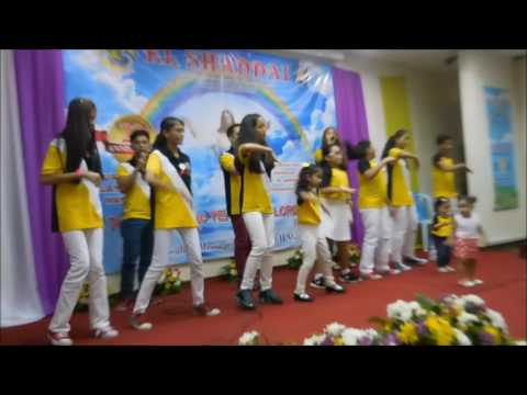 """""""Deep Cries Out"""" by El Shaddai JB Chapter Youth & Children Ministry"""