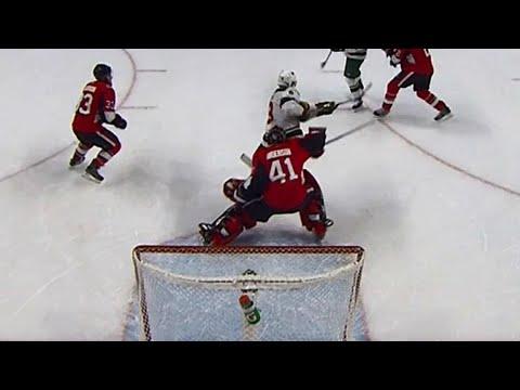 Wild's Koivu ties game against Senators as tipped puck beats Anderson