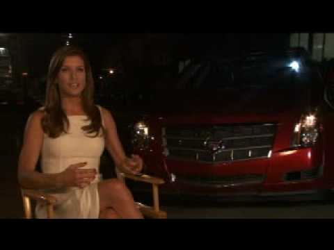 Kate Walsh behind the scenes Cadillac ad - YouTube
