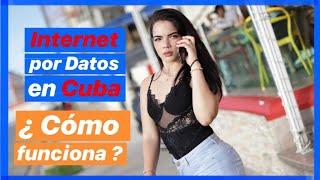 LA VERDAD SOBRE EL INTERNET POR DATOS EN CUBA!!!/ Les cuento TODO lo que se.- Anita con Swing