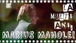 Marius Manole, surpriza aniversara pe scena 40 de artisti si 550 de spectatori