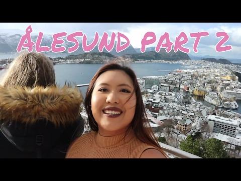 Travel vlog: Ålesund part 2