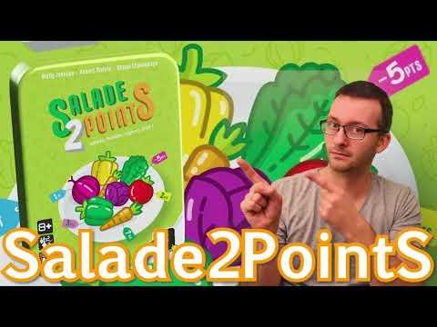 Salade 2 Point un jeu pédagogique