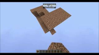 mongol minecraft:how to build skyblock