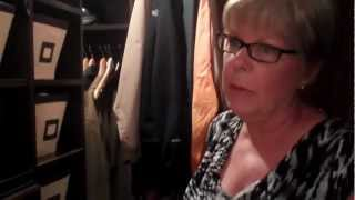 Tour the Features of Peggys new California Closets Storage Solution | Custom Closets Texas Thumbnail