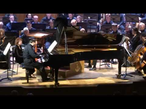George Gershwin «Rhapsody In Blue»  Солист – Даниил Крамер (фортепиано)